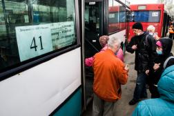 В Пензе дачные автобусы пустят в дополнительный день 7 мая