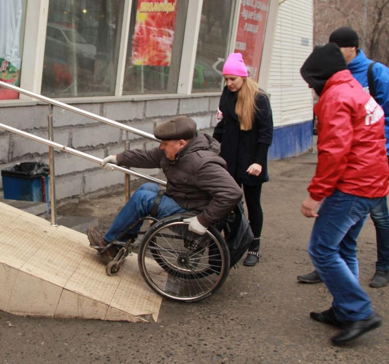 В Пензе на инвалидов потратят 5 миллионов